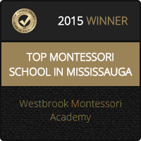2015 Top Choice Award for Best Montessori in Mississauga